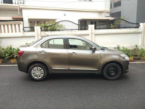 Maruti Suzuki Swift Dzire 2017 AT for sale in Bangalore