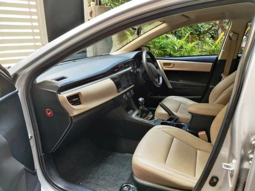 Used 2014 Toyota Corolla Altis MT for sale in Bangalore