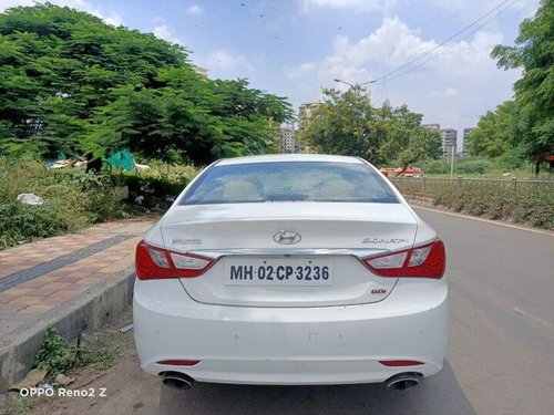 Used 2012 Hyundai Sonata Embera 2.4L AT for sale in Pune
