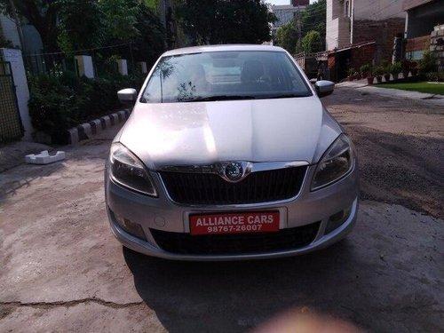 2012 Skoda Rapid 1.5 TDI Elegance MT for sale in Ludhiana