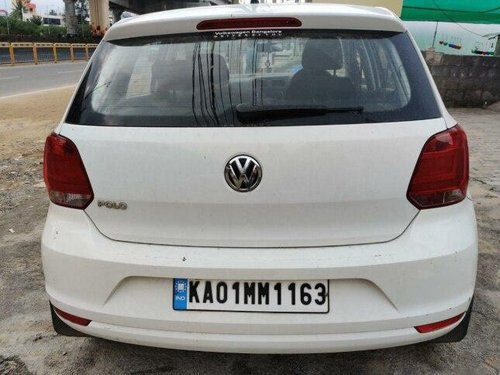 2015 Volkswagen Polo Petrol Comfortline 1.2L MT for sale in Bangalore