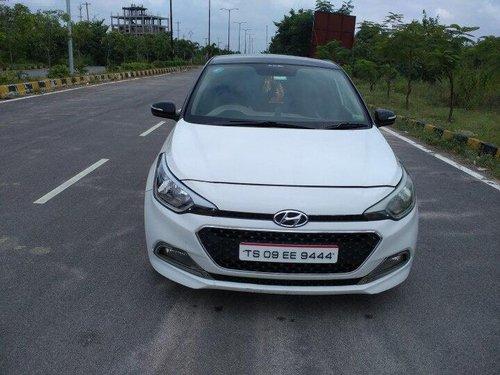 Hyundai Elite i20 1.4 Asta 2015 MT for sale in Hyderabad