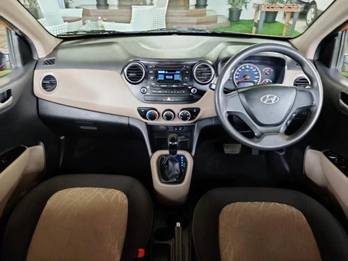 2014 Hyundai Grand i10 1.2 Kappa Sportz Option AT for sale in Bangalore