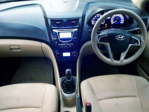 Hyundai Verna SX 2012 MT for sale in Pune