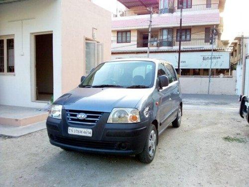 2010 Hyundai Santro MT for sale in Coimbatore
