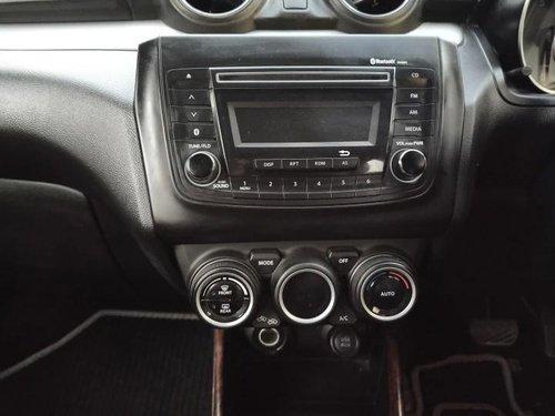 Maruti Suzuki Swift AMT ZXI 2018 AT for sale in Gurgaon