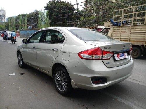 Maruti Ciaz RS ZDi Plus SHVS 2016 MT for sale in Mumbai