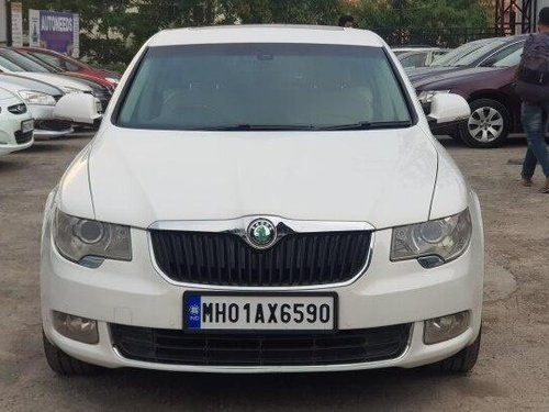 2011 Skoda Superb Elegance 1.8 TSI AT for sale in Pune