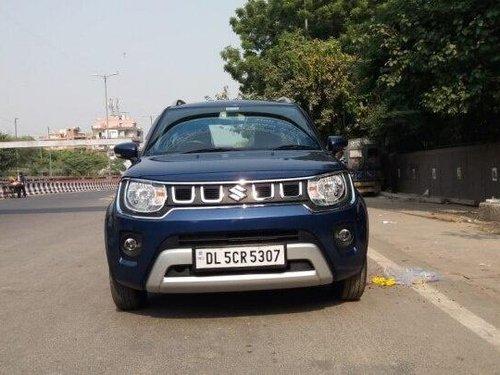 2020 Maruti Suzuki Ignis MT for sale in New Delhi
