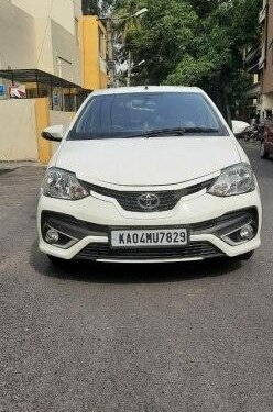 Used 2018 Toyota Etios Liva VD MT for sale in Bangalore