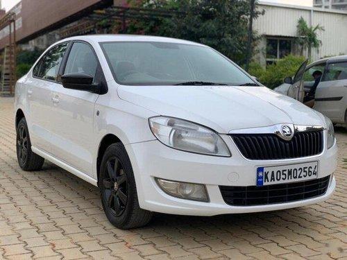 Used 2014 Skoda Rapid 1.6 MPI Ambition Plus MT for sale in Bangalore