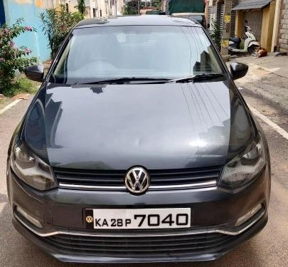 2017 Volkswagen Polo Diesel Highline 1.2L MT for sale in Bangalore