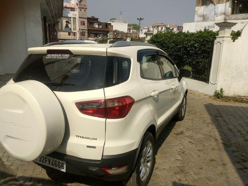 Used 2014 Ford EcoSport 1.5 Diesel Titanium MT for sale in Lucknow