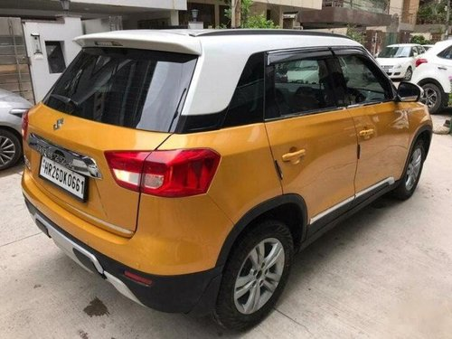 2018 Maruti Vitara Brezza ZDi Plus AMT Dual Tone AT in New Delhi