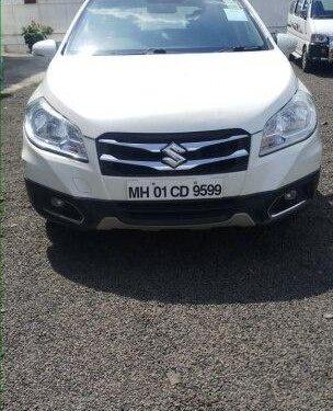 2016 Maruti Suzuki S Cross MT for sale in Nagpur