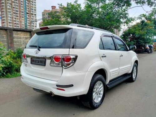 2013 Toyota Fortuner 4x2 AT for sale in Mumbai