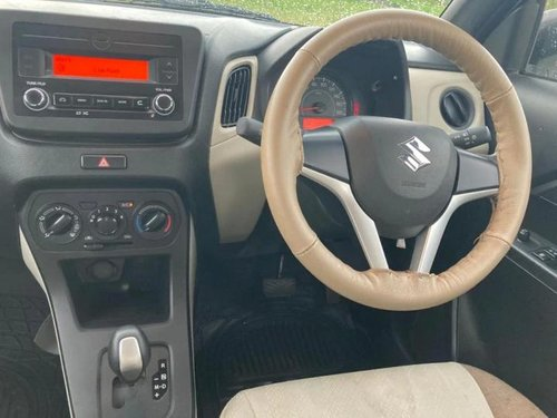 Used Maruti Suzuki Wagon R VXI 2019 AT for sale in Mumbai-6