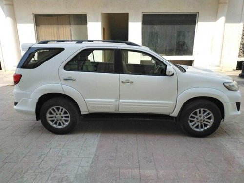 Used 2014 Toyota Fortuner 4x2 Manual MT for sale in Faridabad