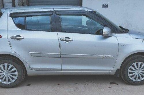 2012 Maruti Suzuki Swift VXI MT for sale in Hyderabad