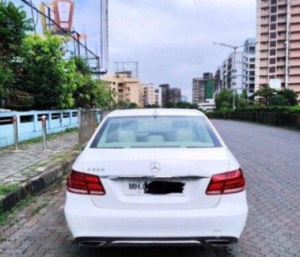 Used 2013 Mercedes Benz E Class E 200 AT in Mumbai