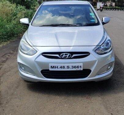 Used 2014 Hyundai Verna MT for sale in Nashik