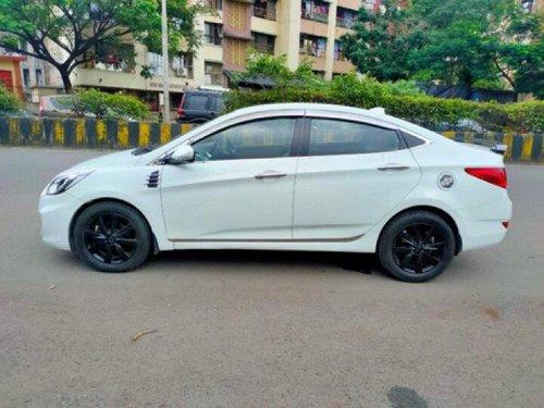 2012 Hyundai Verna 1.6 SX MT for sale in Mumbai