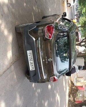 Used Renault Kwid 1.0 RXL 2016 MT for sale in Hyderabad