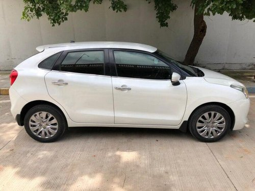 Maruti Baleno 1.2 CVT Zeta 2017 AT for sale in Ahmedabad