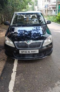 2011 Skoda Fabia 1.2 MPI Active MT for sale in Hyderabad