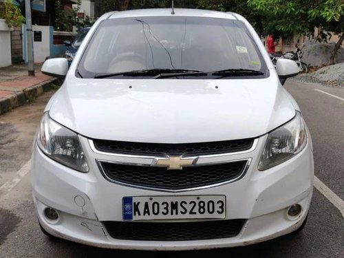 Chevrolet Sail 1.2 LS ABS 2013 MT for sale in Bangalore