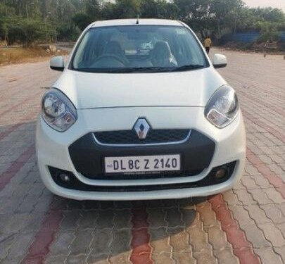 2013 Renault Pulse Petrol RxZ MT for sale in New Delhi