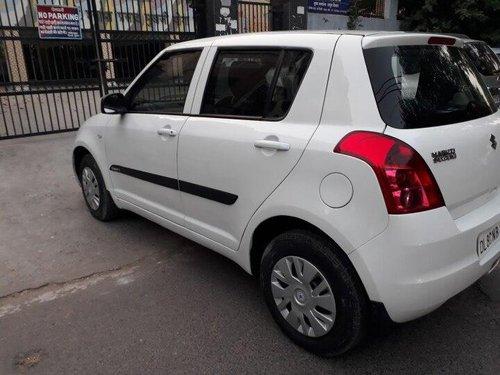 Maruti Swift LXI BSIV 2010 MT for sale in New Delhi