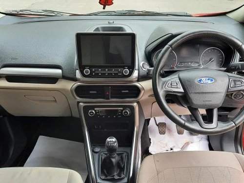2020 Ford EcoSport 1.5 Diesel Titanium MT for sale in Bangalore