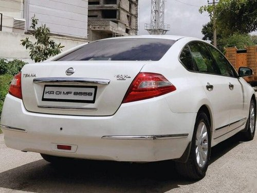 Nissan Teana XL 2010 AT for sale in Bangalore