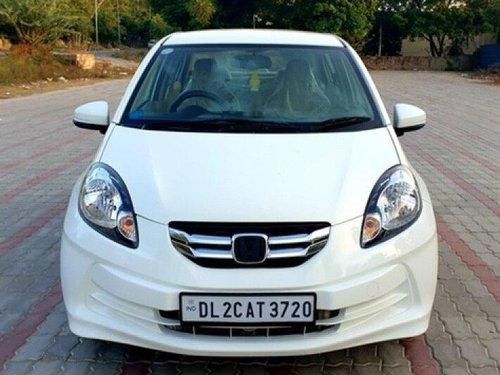 Honda Amaze S i-DTEC 2014 MT for sale in New Delhi
