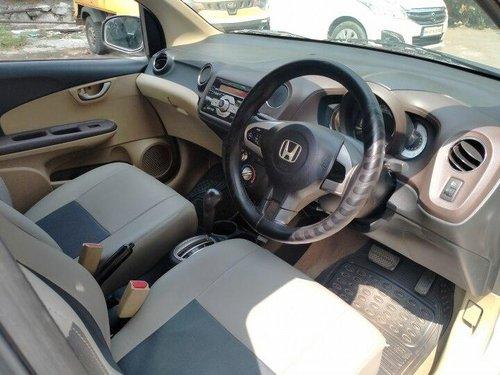 Used Honda Brio VX 2013 MT for sale in Mumbai