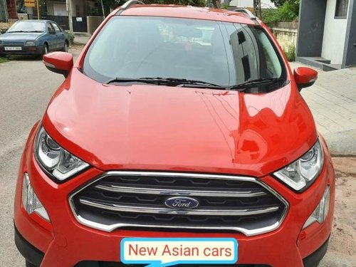 2020 Ford EcoSport 1.5 Diesel Titanium MT for sale in Bangalore-8