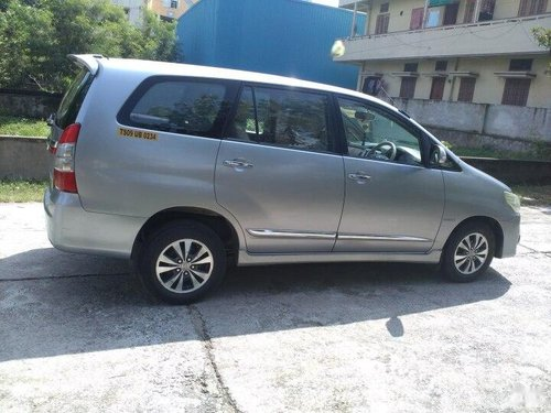 2016 Toyota Innova MT for sale in Hyderabad
