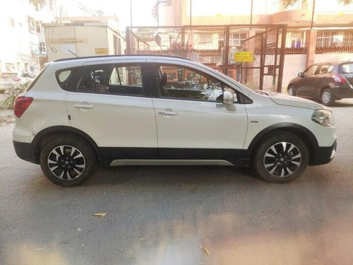 Maruti Suzuki S Cross Zeta DDiS 200 SH 2017 MT for sale in New Delhi-4