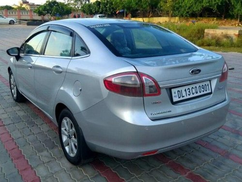 Used 2012 Ford Fiesta Diesel Titanium Plus MT for sale in New Delhi
