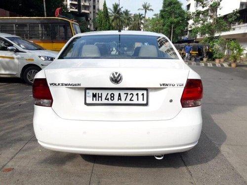 2012 Volkswagen Vento 1.5 TDI Comfortline MT for sale in Thane