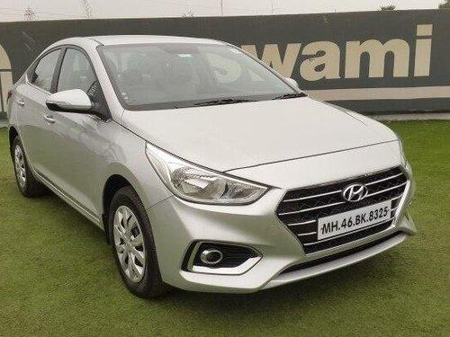 Used 2019 Hyundai Verna 1.6 CRDi EX MT for sale in Mumbai