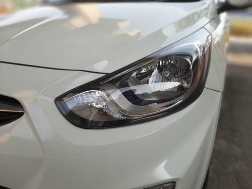 Used 2012 Hyundai Verna 1.6 SX VTVT AT for sale in New Delhi