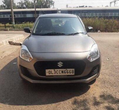 Used 2018 Maruti Suzuki Swift LXI MT for sale in New Delhi