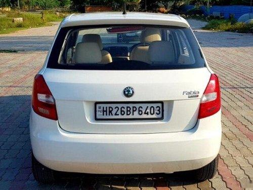 2012 Skoda Fabia 1.2 MPI Ambition MT for sale in New Delhi