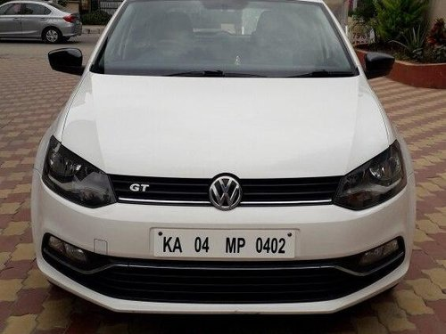 2014 Volkswagen Polo GT TSI AT for sale in Bangalore
