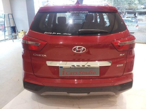 2016 Hyundai Creta 1.6 SX Automatic AT for sale in Bangalore