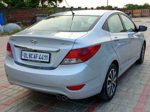Hyundai Verna 1.6 SX VTVT 2014 MT for sale in New Delhi