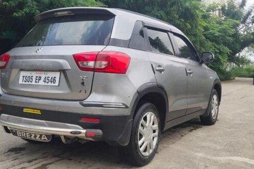 2016 Maruti Suzuki Vitara Brezza VDi MT for sale in Hyderabad