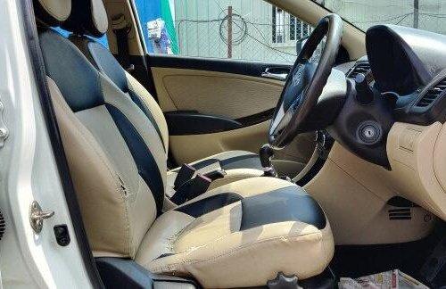 2013 Hyundai Verna 1.6 CRDi EX MT for sale in Hyderabad